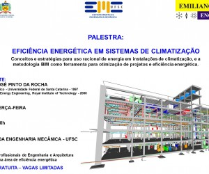 EMC promotes lecture 'Energy Efficiency in Refrigeration Systems'